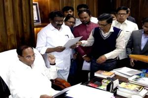 Andhra gets new MLA before polls YSRPs Tippeswamy sworn in after legal victory