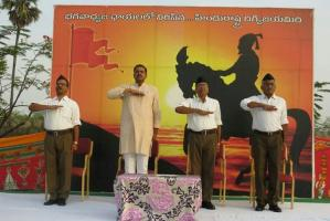 Former CBI JD Laxminarayana attends RSS meet is he set to join BJP