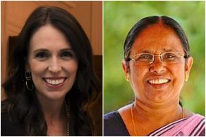 Women in power How Jacinda Ardern KK Shailaja are redefining leadership