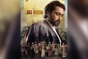 Suriyas next with director Gnanavel titled Jai Bhim