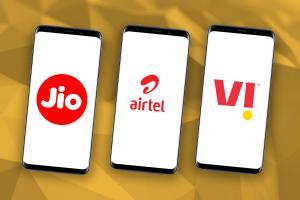 Bharti Airtel Vodafone Idea shares tank after Reliance Jio unveils postpaid plans