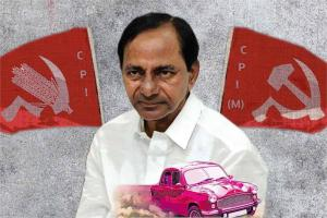 Left parties back ruling TRS in Nagarjuna Sagar bye-poll