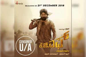 KGF review This mega action entertainer from Yash lives up to expectations
