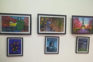 Using art to gain confidence This Kerala art exhibition is inspiring