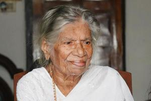 KR Gouri Amma passes away A look at the life of a fierce ferocious woman