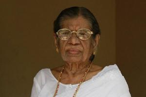 Keralas veteran politician KR Gouri Amma passes away
