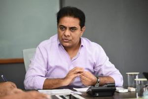 Telangana yet to get Rs 1434 cr in grants from Finance Commission KTR writes to Centre