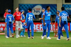 Delhi Capitals lose to KXIP despite historic hundred from Dhawan