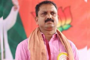 Kodakara hawala case BJP Kerala chief K Surendran asked to appear for questioning