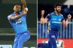 Kagiso Rabada vs Jasprit Bumrah Who will take home the Purple Cap