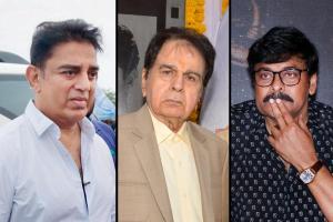 Chiranjeevi Mohanlal Kamal Khushbu and other south stars mourn Dilip Kumar