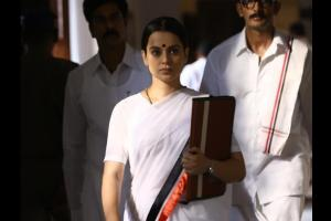 Watch Thalaivi makers announce release date teaser out