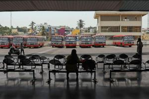 Karnataka bus strike day 5 Why the workers are protesting