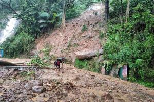 Kerala rains 21 persons including nine children killed over two days
