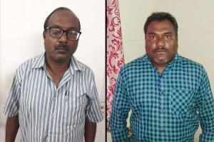 Kovai police arrest two for peddling banned drugs