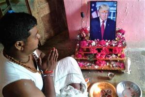 Meet Telanganas Donald Trump worshipper Cringe laugh or cry