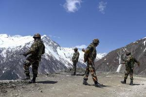 Border standoff with India bilateral issue China opposes USAs Indo-Pacific strategy