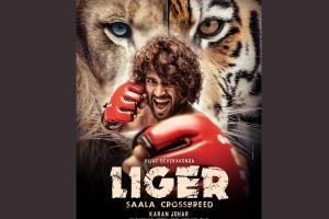 Vijay Deverakondas Liger teaser release postponed amid second wave of COVID-19