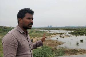 Meet TN maptivist Saravanan who maps coastal India to reclaim land rights