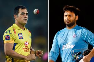 Master vs apprentice as Dhonis CSK take on Pants Delhi Capitals
