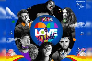 MTV Beats Love Duet Upcoming album by queer persons hopes to ungender love