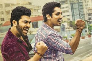 Maha Samudram review This friendship story is a maha fail