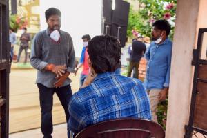Mahesh Babu resumes shooting for Sarkaru Vaari Paata in Hyderabad