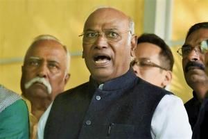 Defeating BJP-RSS ideology ousting Modi first priority Mallikarjun Kharge