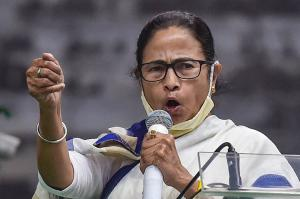 West Bengal CM Mamata Banerjee barred from campaigning for 24 hours