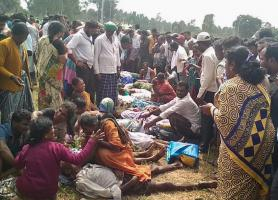 Did negligence of RTO officials lead to the Mandya bus accident that killed 30