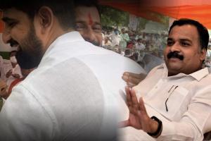 Congress Manickam Tagore sends legal notice to Kaushik Reddy for alleging bribery