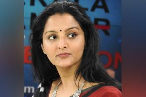 Manju Warrier to campaign for the Congress Actor denies