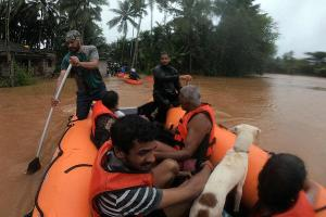 Surf club in Karnataka turned into a rescue team to save those stranded in floods