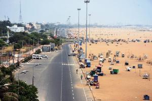 10 reasons why Chennais Marina Loop Road should not be extended to Besant Nagar