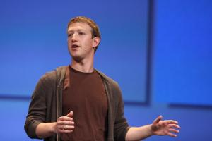 Zuckerbergs net worth hits 100 bn joins Bezos Gates in Centibillionaire club