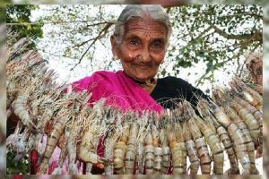 Goodbye Mastanamma 107-yr-old Andhra chef popular on YouTube passes away