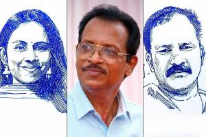 Nearly 500 sketches of strangers A Kerala cartoonists Facebook page gains popularity