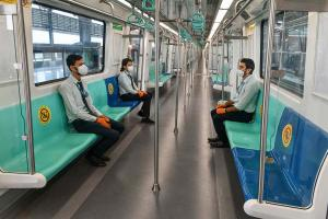 How safe is it to travel in metro trains