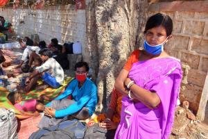 Migrant workers hoping to catch a train forced to wait at Secunderabad station for days