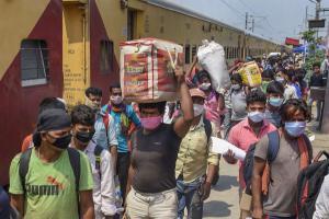 Regional lockdowns preventing return of migrant labourers says India Ratings