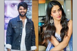 Vijay Devarakonda and Jhanvi Kapoor to pair up in Bollywood film