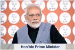 Chaliye Puducherry ko Wanakkam Twitter erupts after PM Modis response to BJP cadre