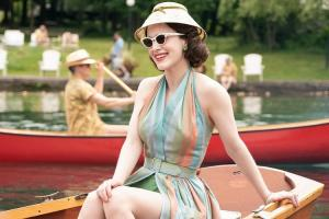 The Marvelous Mrs Maisel review Season 2 of promising Amazon Prime show loses steam