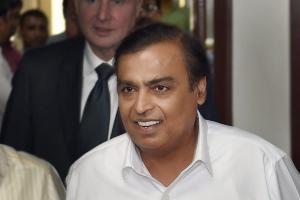 Mukesh Ambani is Indias richest billionaire with net worth of 845 billion Forbes