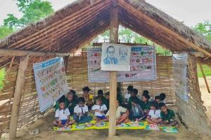 How three friends started a school for tribal kids in Telangana during the lockdown