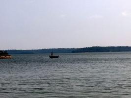 Deserted homestays jobless boatmen Tourism in Keralas Munroe Island hit hard
