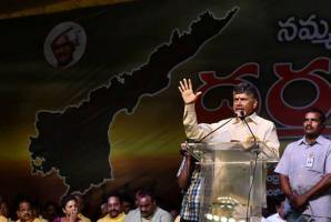Is Chandrababu Naidu hinting that he is open to NDA without Modi-Shah at the helm