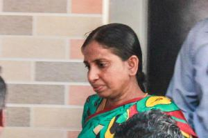 How will Nalini Murugan making a video call to kin pose security threat asks Madras HC