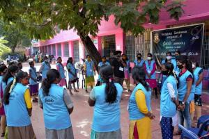 How the women of Neelam Foundation fight the COVID-19 battle in Chennais slums