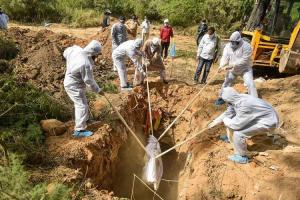 35 acres of land in Bengaluru outskirts marked for last rites of COVID-19 victims